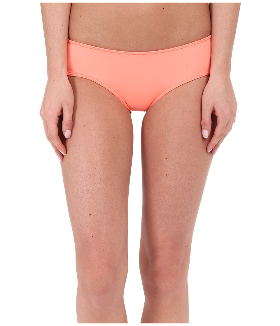 O'Neill - Salt Water Solids Hipster Bottom (Grapefruit) Women's Swimwear