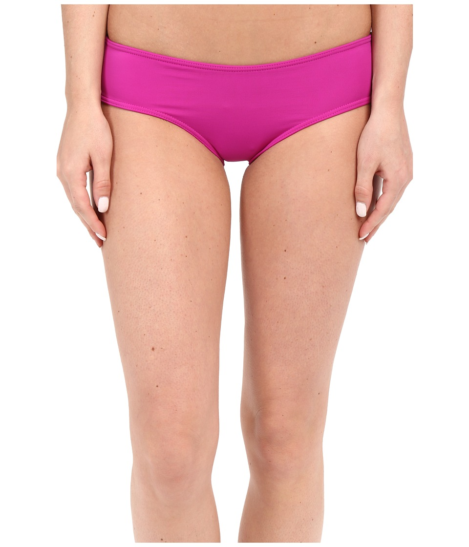 O'Neill - Salt Water Solids Hipster Bottom (Raspberry) Women's Swimwear