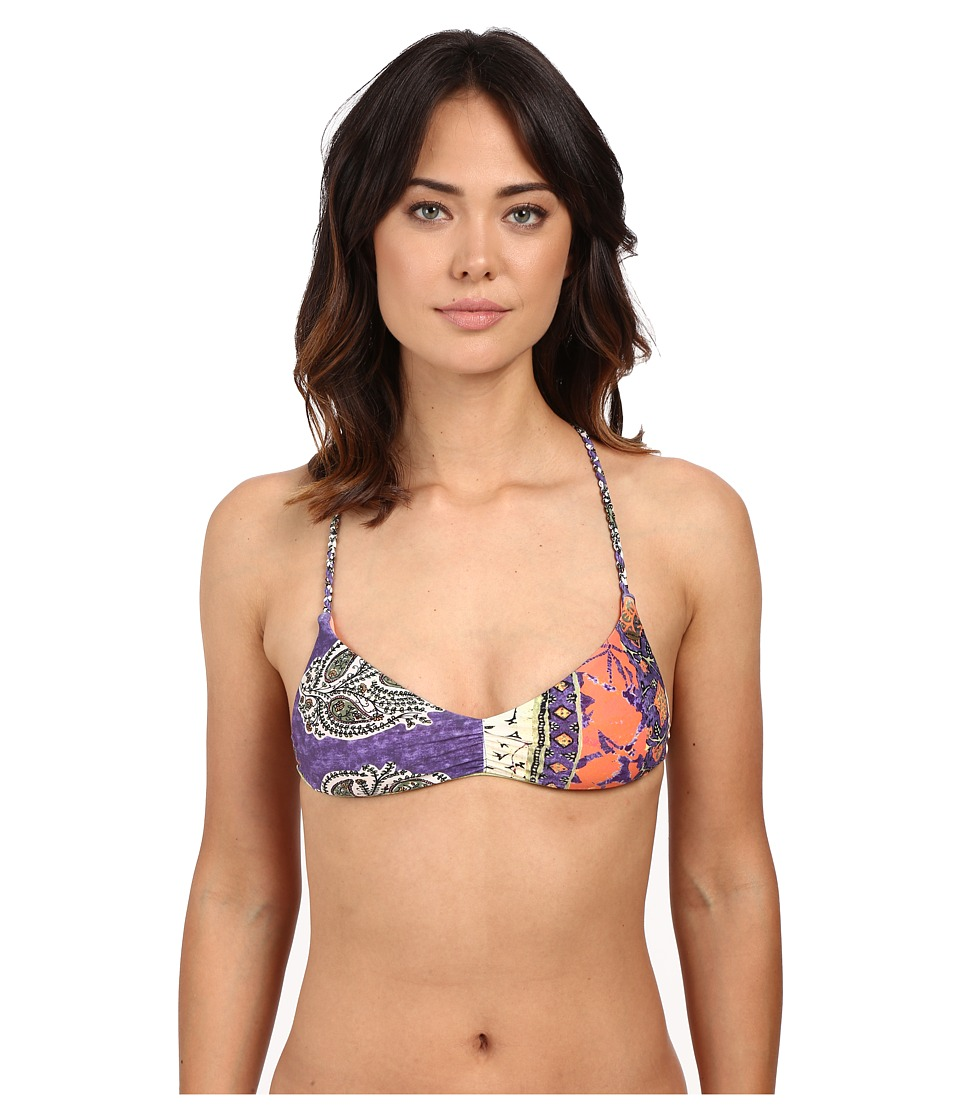 O'Neill - Goa Halter Top (Purple) Women's Swimwear