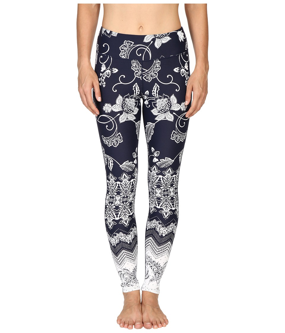 O'Neill - Hybrid 365 Zochi Leggings (Navy) Women's Casual Pants