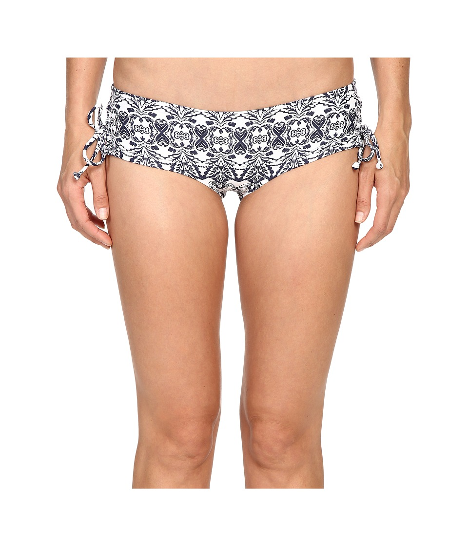 O'Neill - Hybrid 365 Vista Booty Short Bottom (Navy) Women's Swimwear