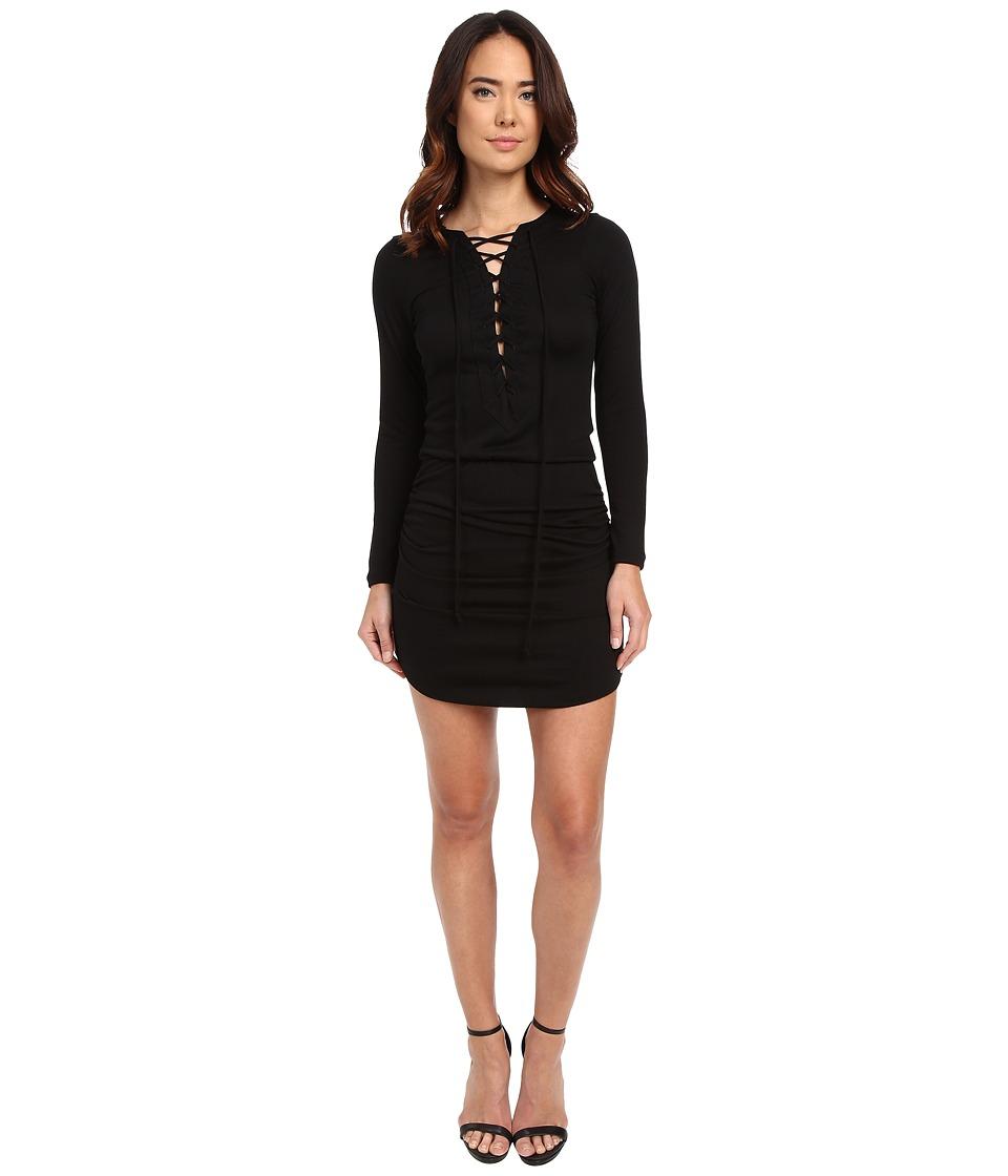 LNA - GiGi Dress (Black) Women's Dress