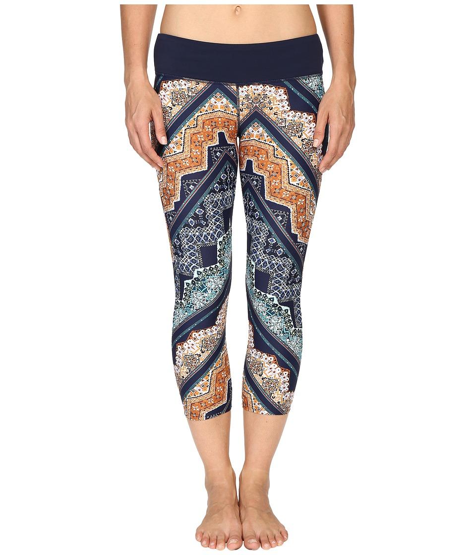O'Neill - Hybrid 365 Grace Capris (Multi) Women's Swimwear