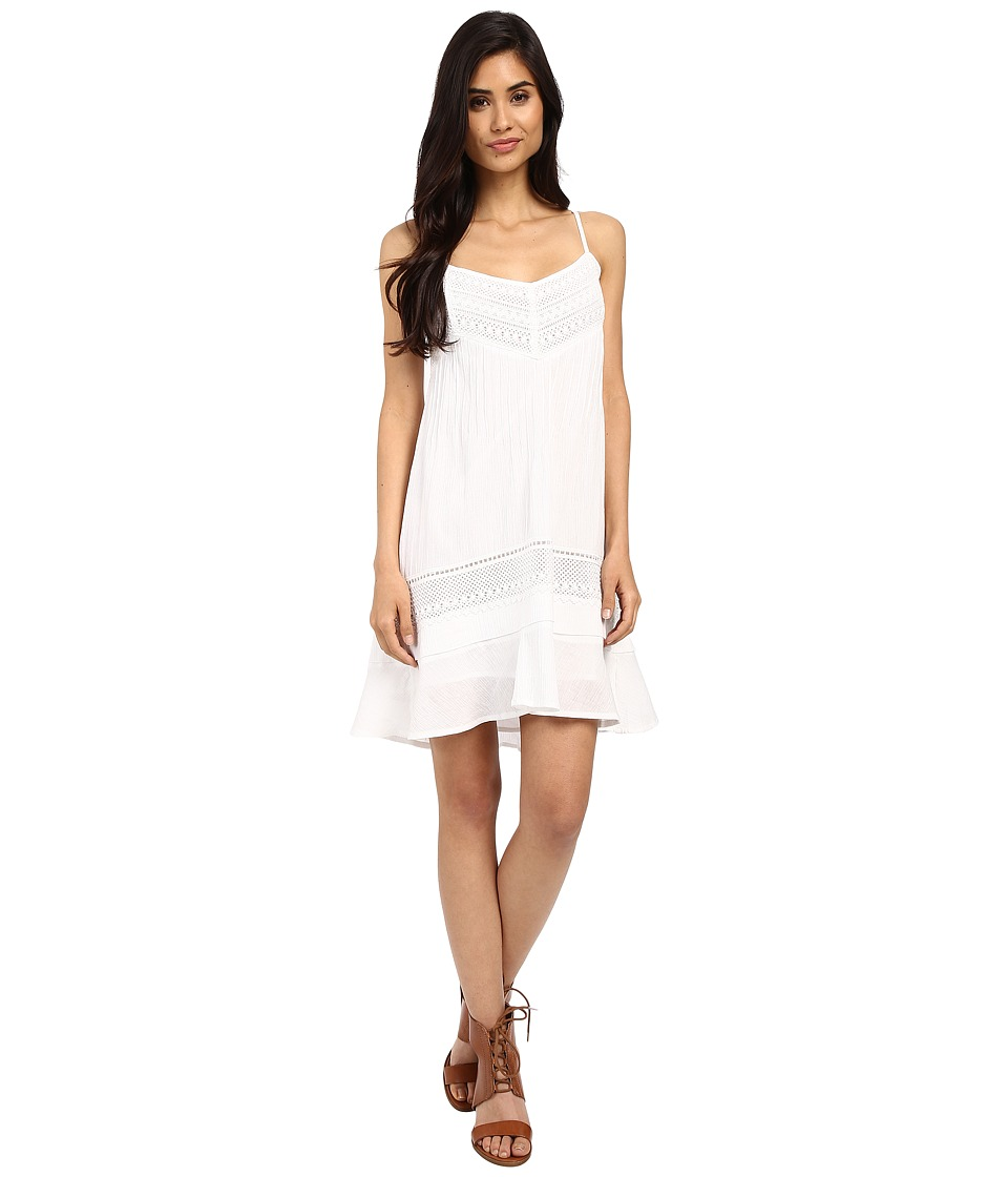 O'Neill - Cynthia Vincent Joy Dress (White) Women's Dress