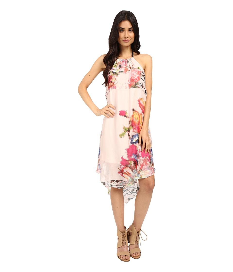 O'Neill - Cynthia Vincent Rosette Dress (Rose Quartz) Women's Dress