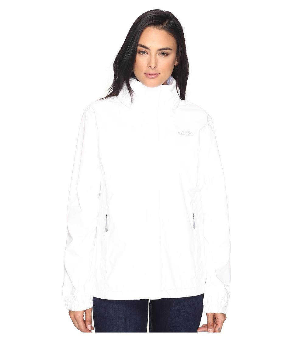 The North Face Resolve Jacket (TNF White/TNF White (Prior Season)) Women
