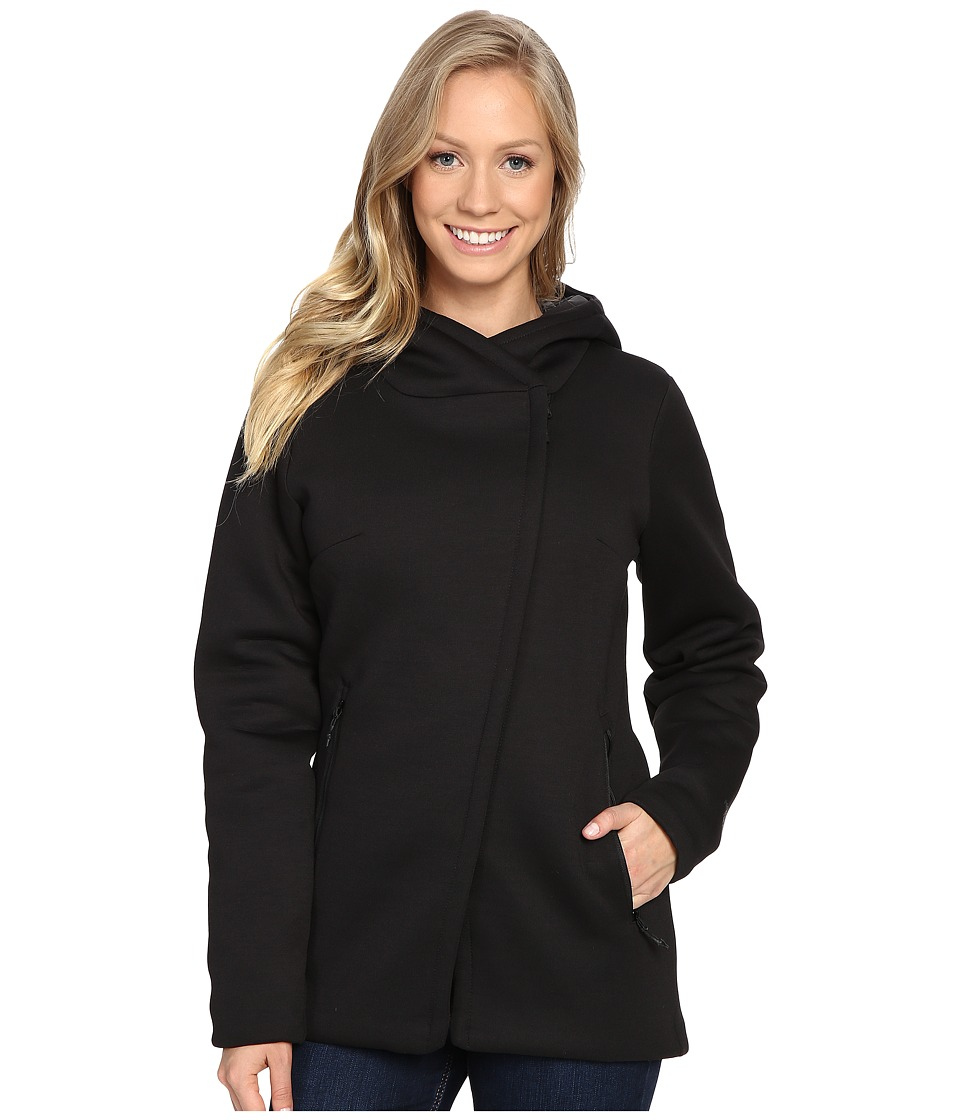 The North Face - Haldee Insulated Parka (TNF Black) Women's Coat