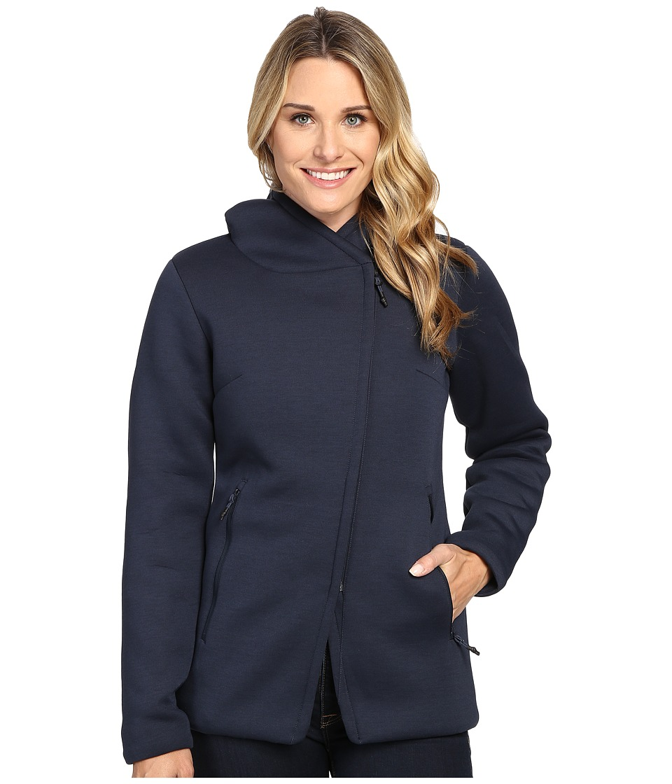 The North Face - Haldee Insulated Parka (Urban Navy Heather) Women's Coat