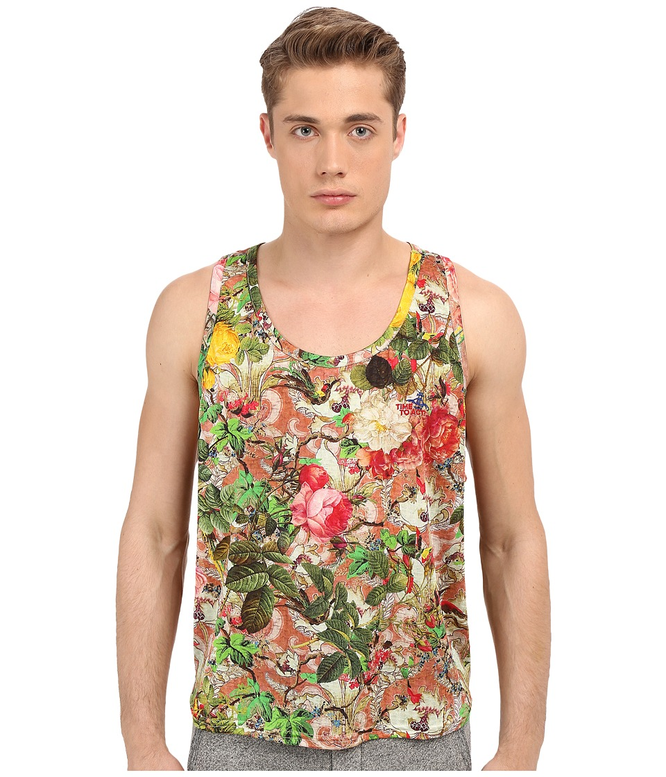 Vivienne Westwood - Lily Tank Top (Lily Print) Sleeveless