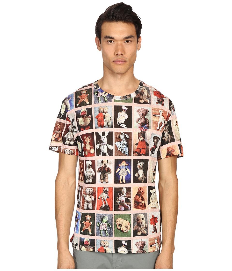 Vivienne Westwood - Bear T-Shirt (Bear Print) T Shirt