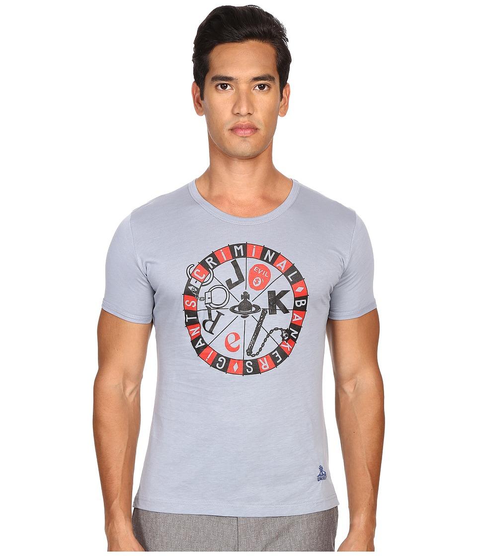 Vivienne Westwood - Joker T-Shirt (Blue) T Shirt