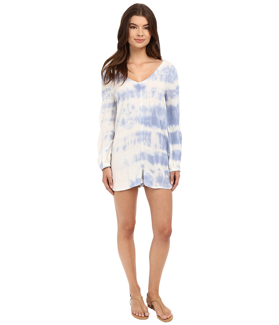 Billabong - Secret Dreamin Romper (Chambray 2) Women's Jumpsuit & Rompers One Piece