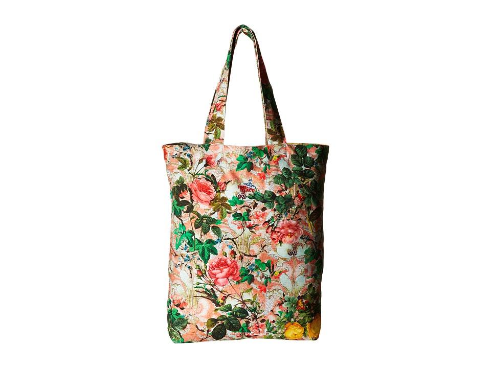 Vivienne Westwood - Unisex Shopper (Lily Print) Tote Handbags