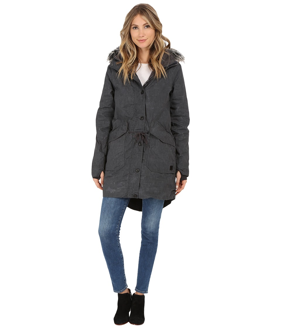 Bench - Bigtimer Jacket (Jet Black) Women's Coat