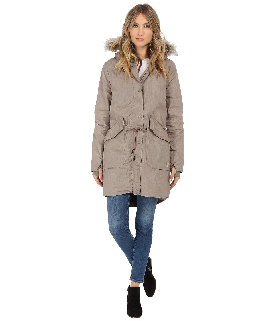 Bench - Bigtimer Jacket (Elephant Skin) Women's Coat
