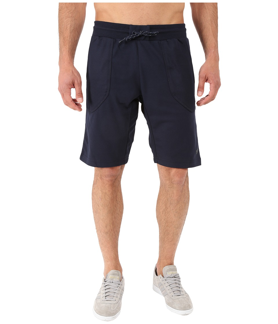 adidas Originals - Sport Luxe Knit Shorts (Legend Ink) Men's Shorts