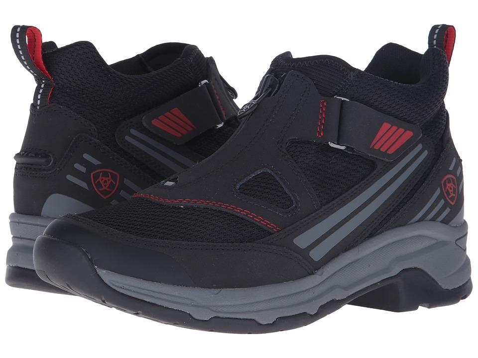 Ariat - Maxtrak UL Zip (Black) Women's Shoes