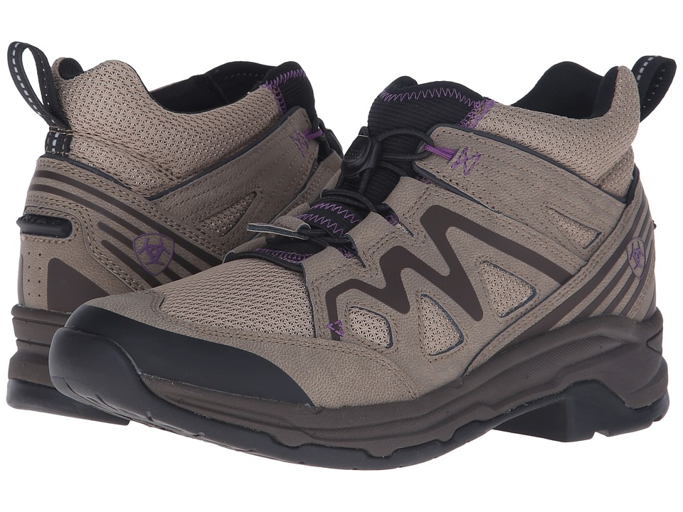 Ariat - Maxtrak UL (Taupe) Women's Shoes