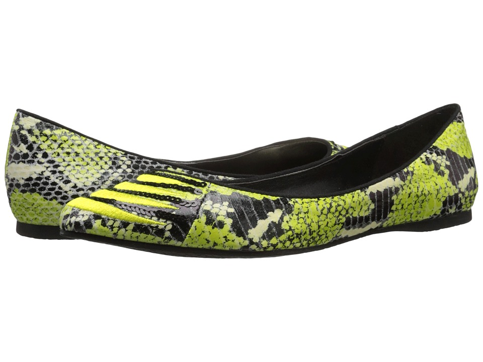 LFL by Lust For Life - Hyper (Yellow Multi) Women's Flat Shoes