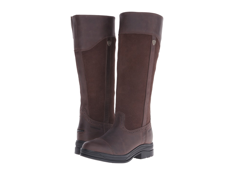 Ariat - Ennerdale H2O (Dark Brown) Women's Boots