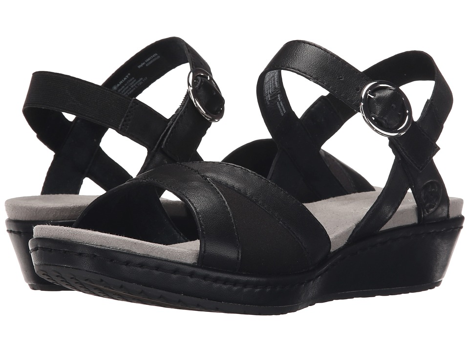 Ariat - Out About (Black) Women's Sandals
