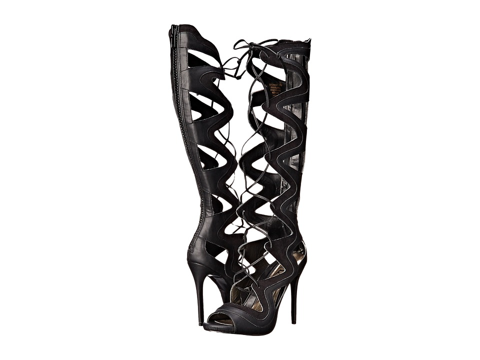 LFL by Lust For Life - Jessa (Black) High Heels