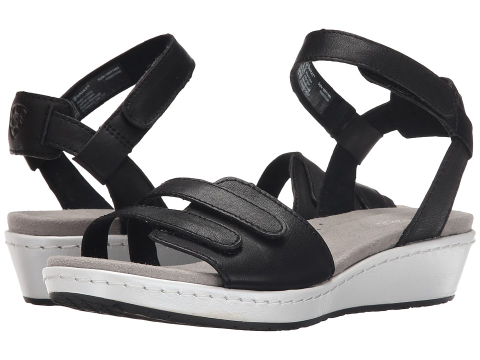 Ariat - Leisure Time (Black) Women's Sandals