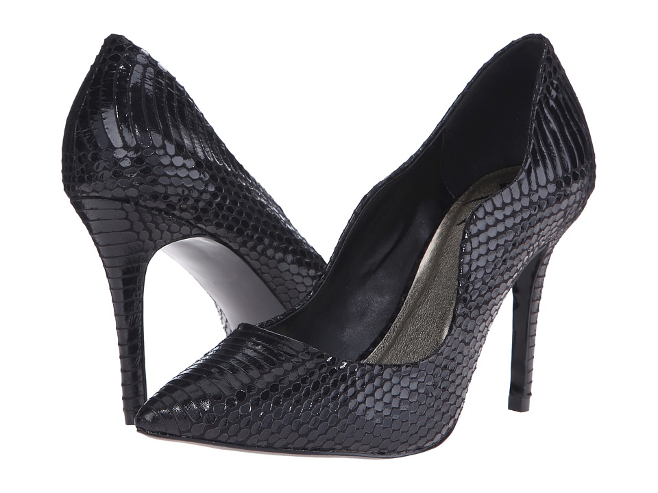 LFL by Lust For Life - Spin (Black Snake) High Heels