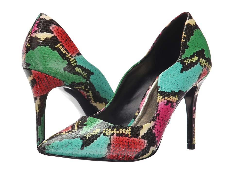 LFL by Lust For Life - Spin (Bright Multi) High Heels