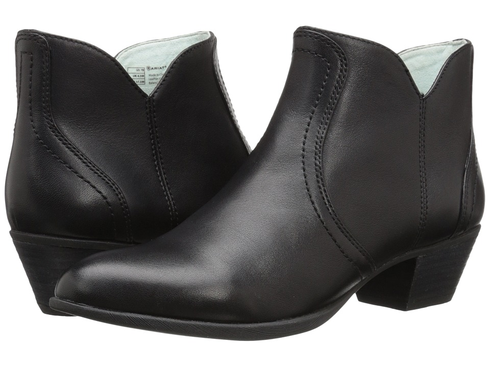 Ariat - Astor (Black) Women's Boots
