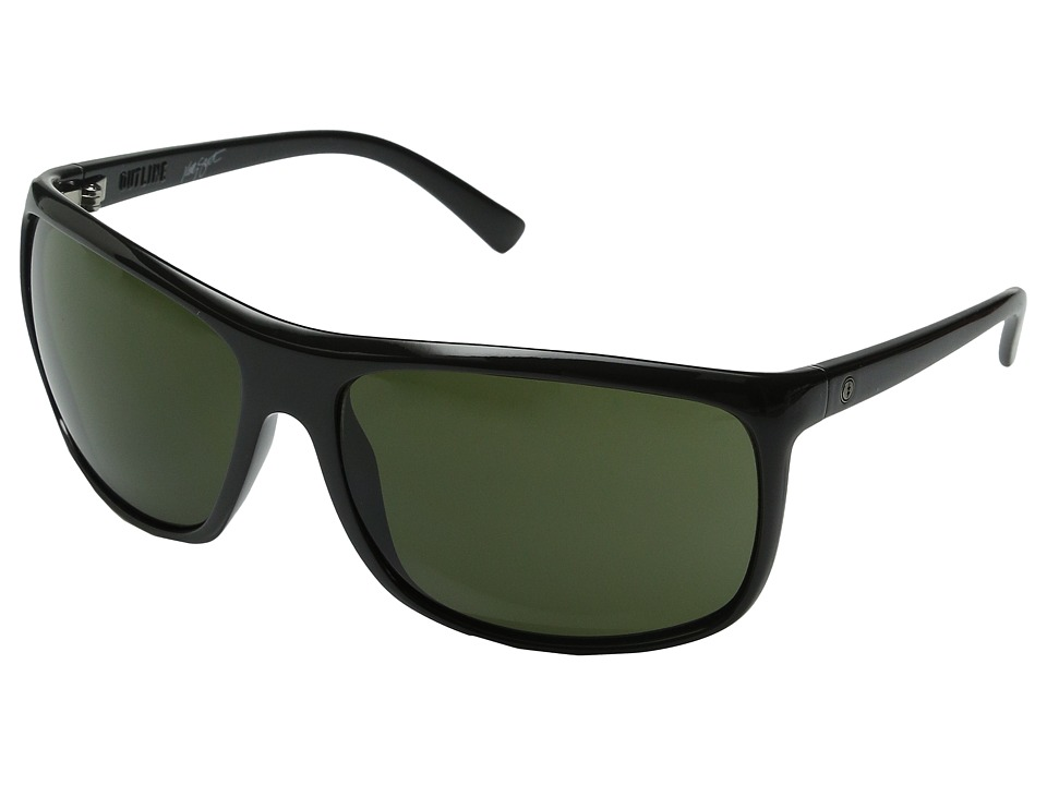Electric Eyewear - Outline (Gloss Black/Matte Grey) Sport Sunglasses