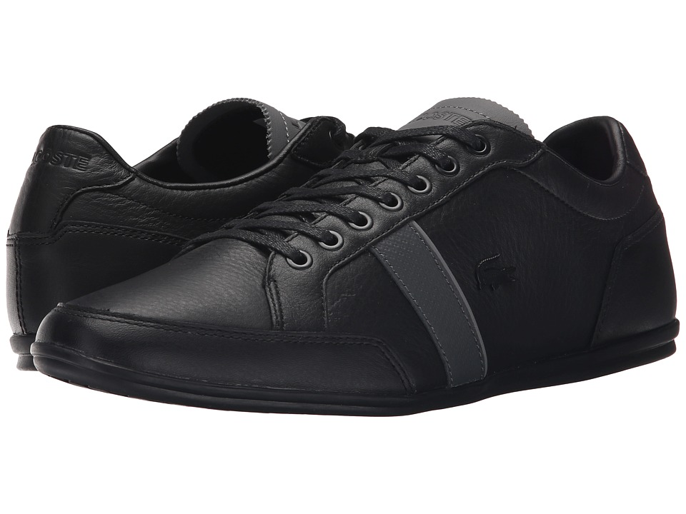 Lacoste - Alisos 116 1 (Black) Men
