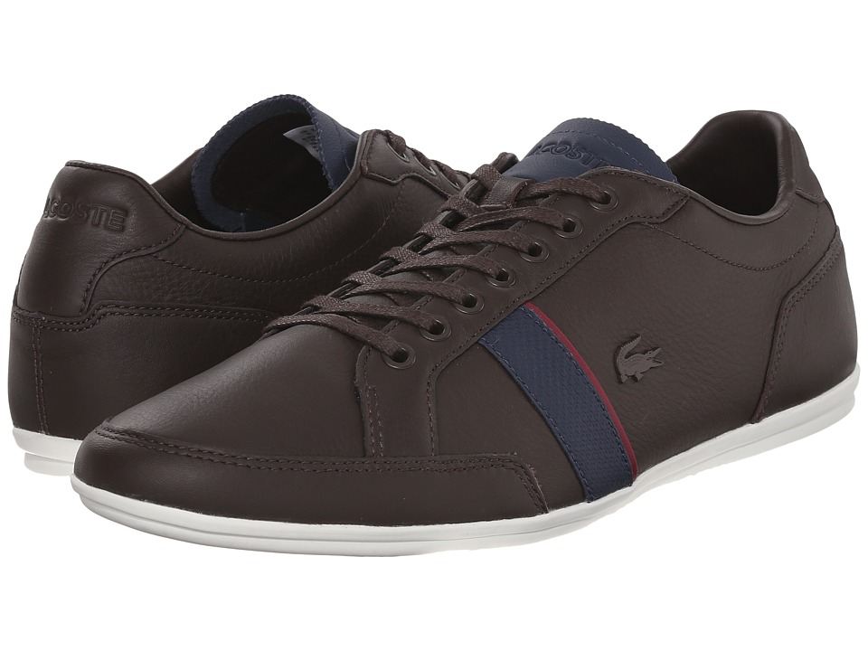 Lacoste - Alisos 116 1 (Dark Brown) Men