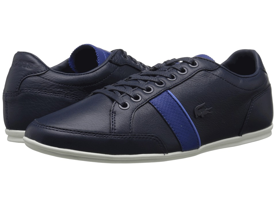 Lacoste - Alisos 116 1 (Navy) Men's Shoes