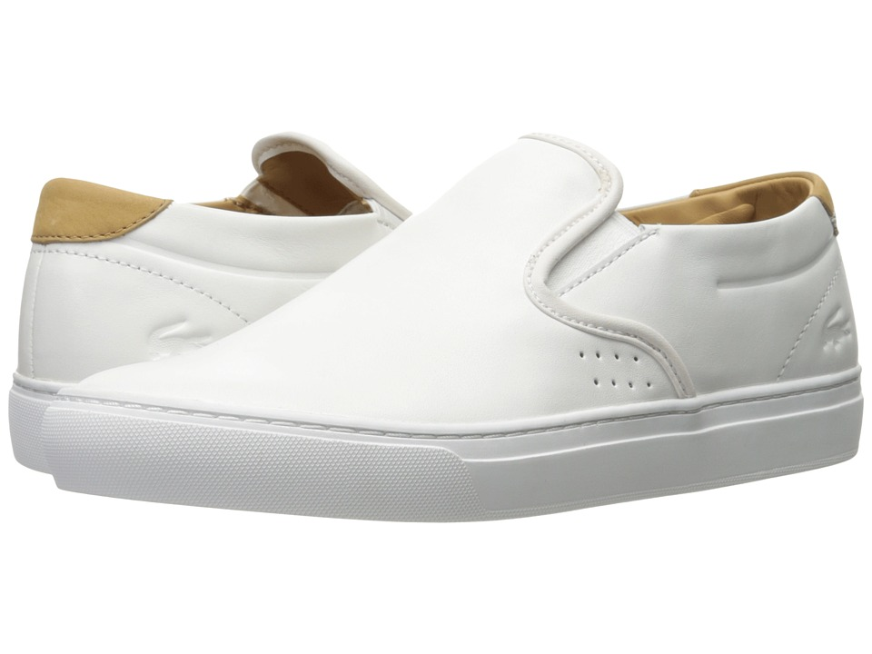 Lacoste Alliot Slip-On 116 1 (White) Men