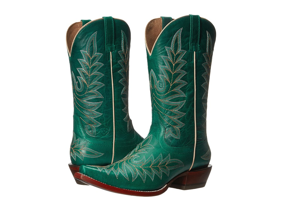 Ariat Brooklyn (Turquoise) Cowboy Boots