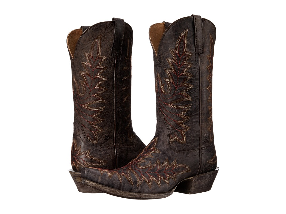 Ariat Brooklyn (Coffee) Cowboy Boots