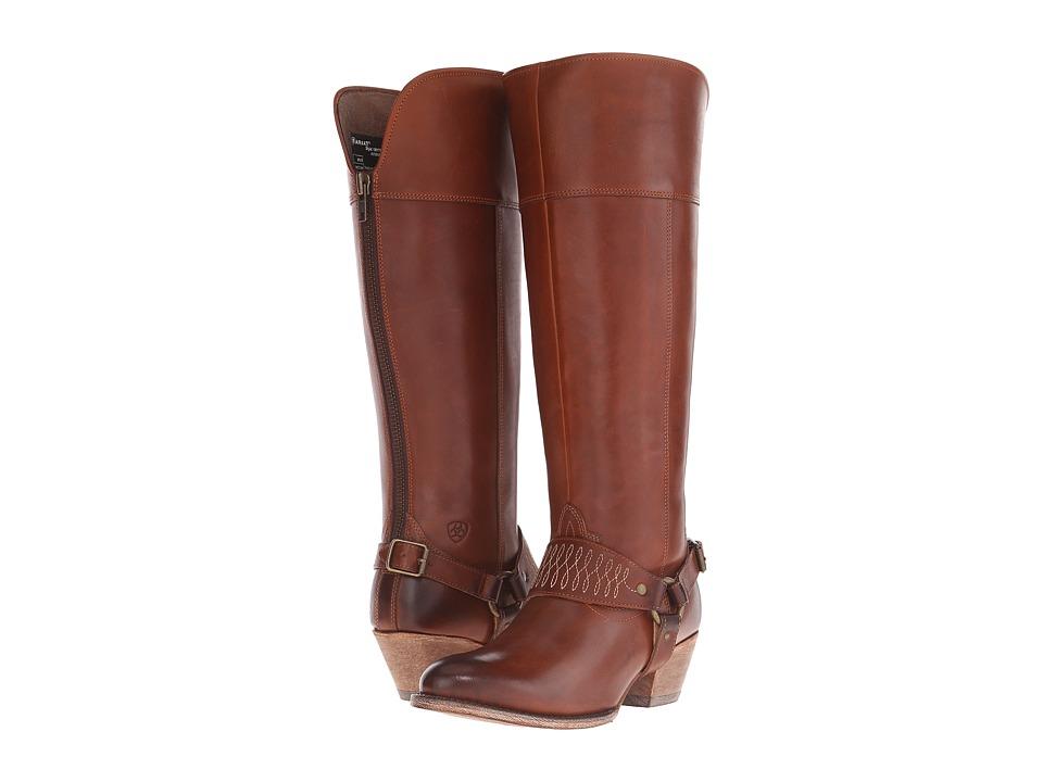 Ariat Sadler (Cedar) Cowboy Boots