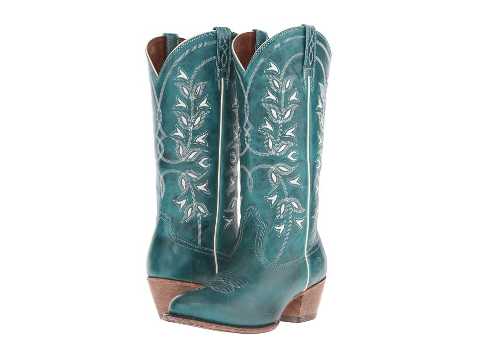 Ariat - Desert Holly (Turquoise) Women's Boots