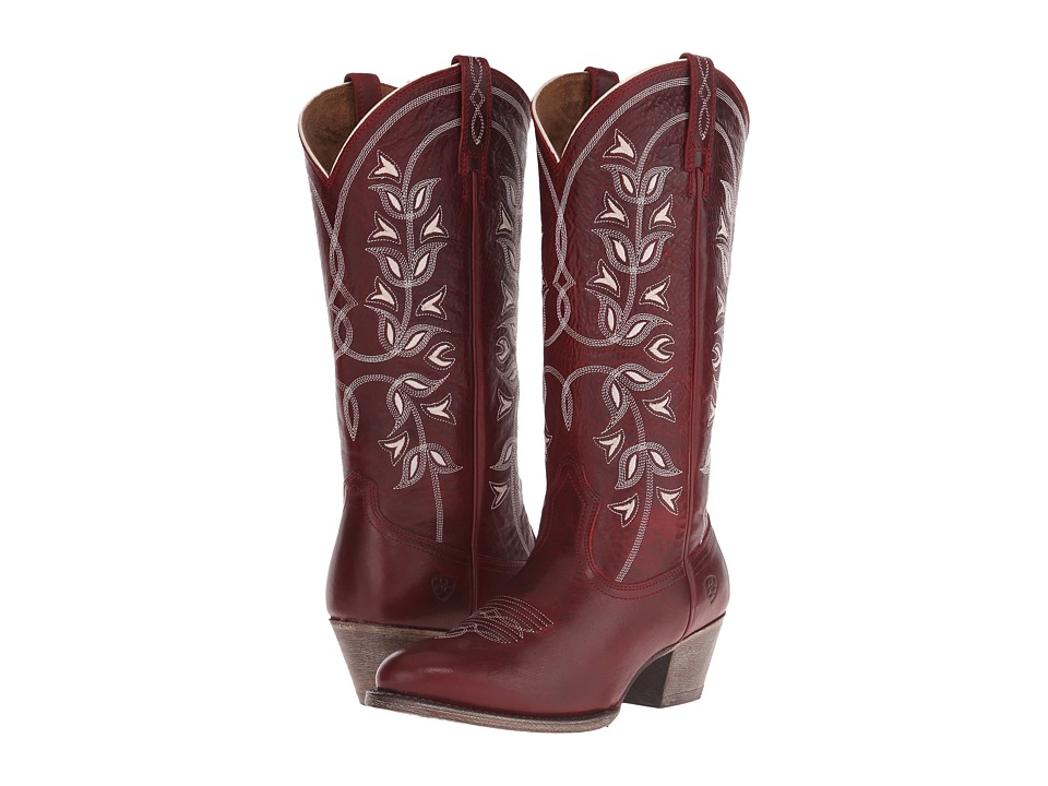 Ariat - Desert Holly (Rosy Red) Women's Boots