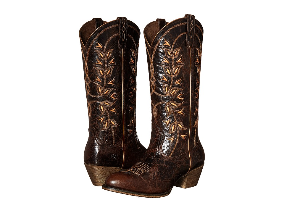 Ariat - Desert Holly (Chocolate Chip) Women's Boots