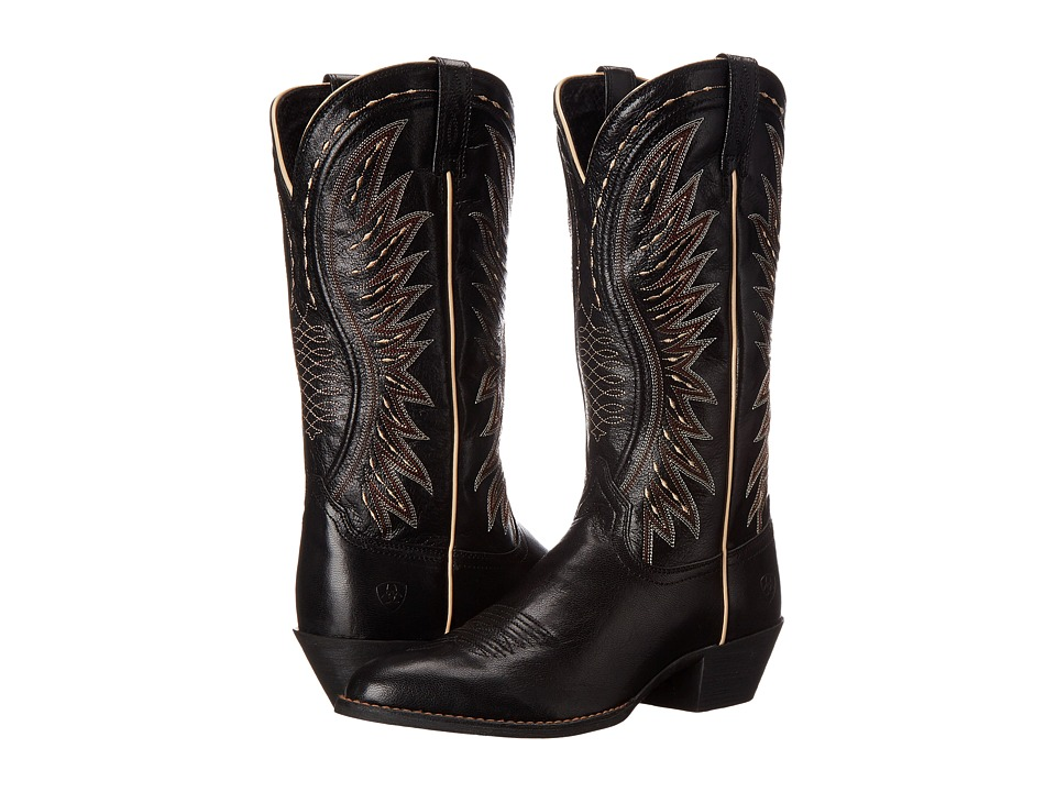 Ariat - Ammorette (Old Black) Cowboy Boots