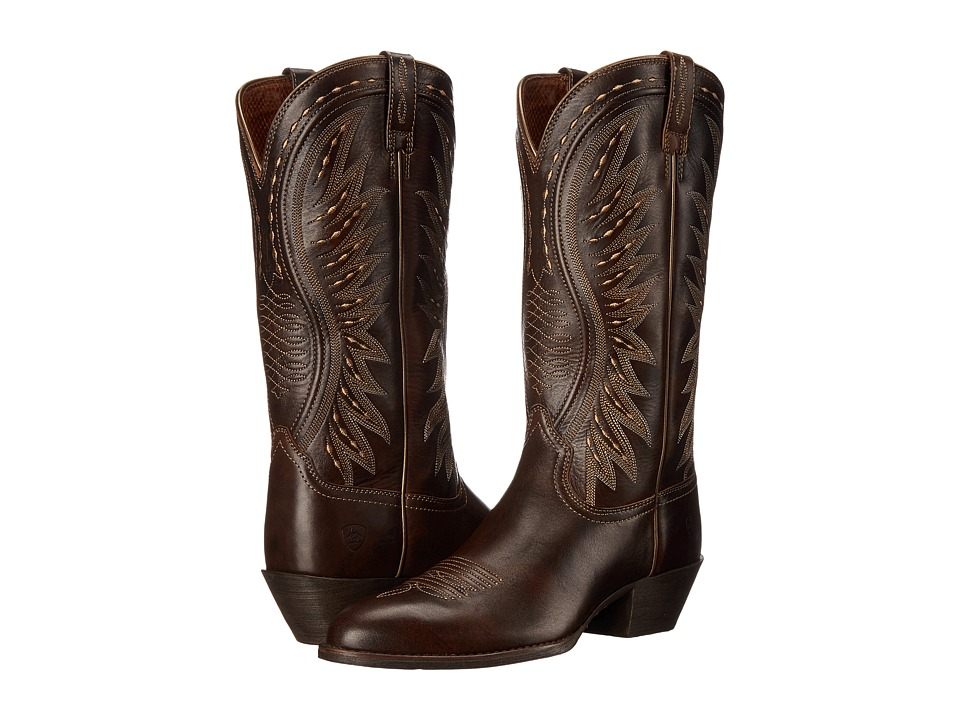 Ariat Ammorette (Brushed Brown) Cowboy Boots
