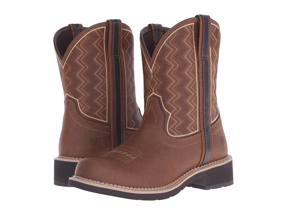 Ariat Fatbaby Heritage (Ziggy Henna) Cowboy Boots