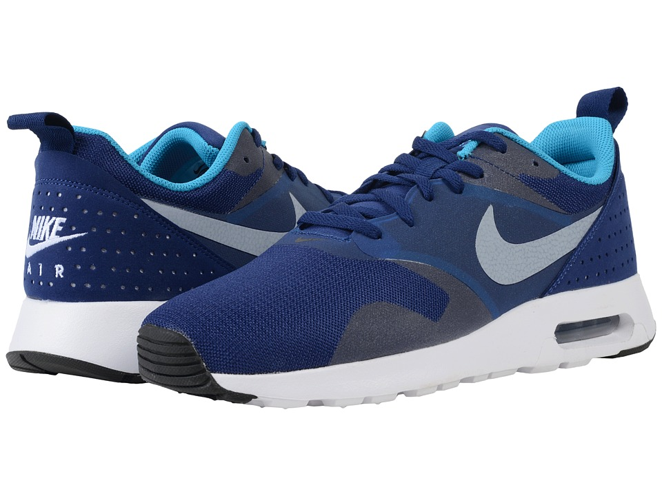 Nike - Air Max Tavas (Loyal Blue/Blue Lagoon/Black/White) Men's Shoes