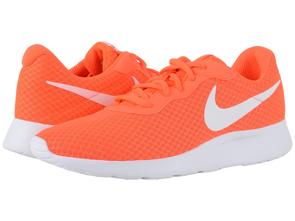 Nike - Tanjun (Total Crimson/White) Men's Running Shoes