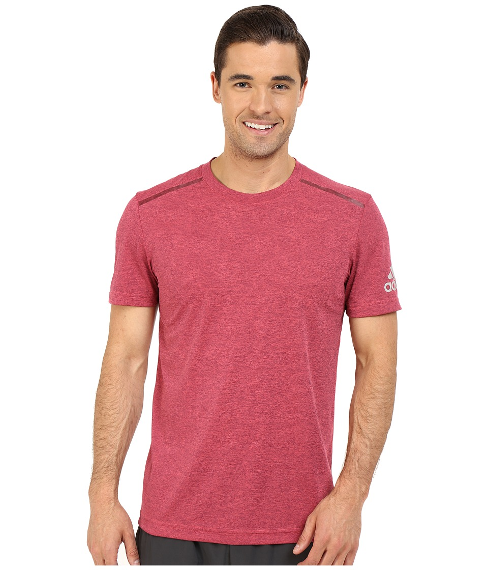 adidas - Climachill Tee (Chill Shock Red) Men