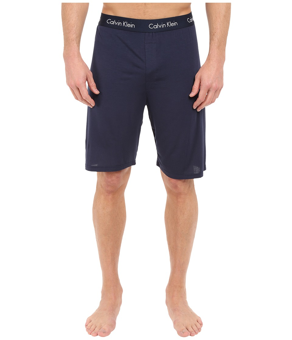 Calvin Klein Underwear - Body Modal Shorts (Blue Shadow) Men's Underwear