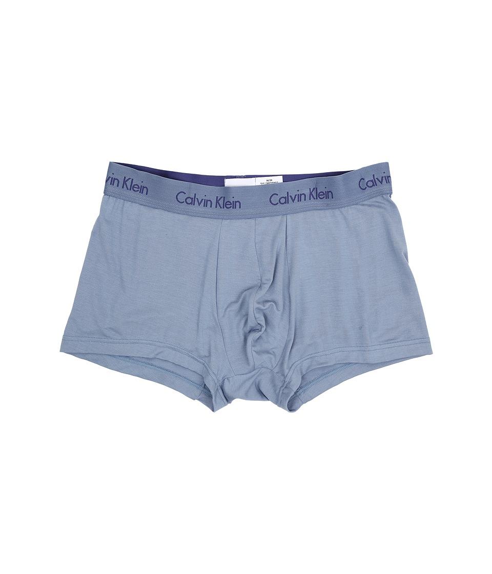 Calvin Klein Underwear - Micro Modal Trunk U5554 (Eventide) Men's Underwear