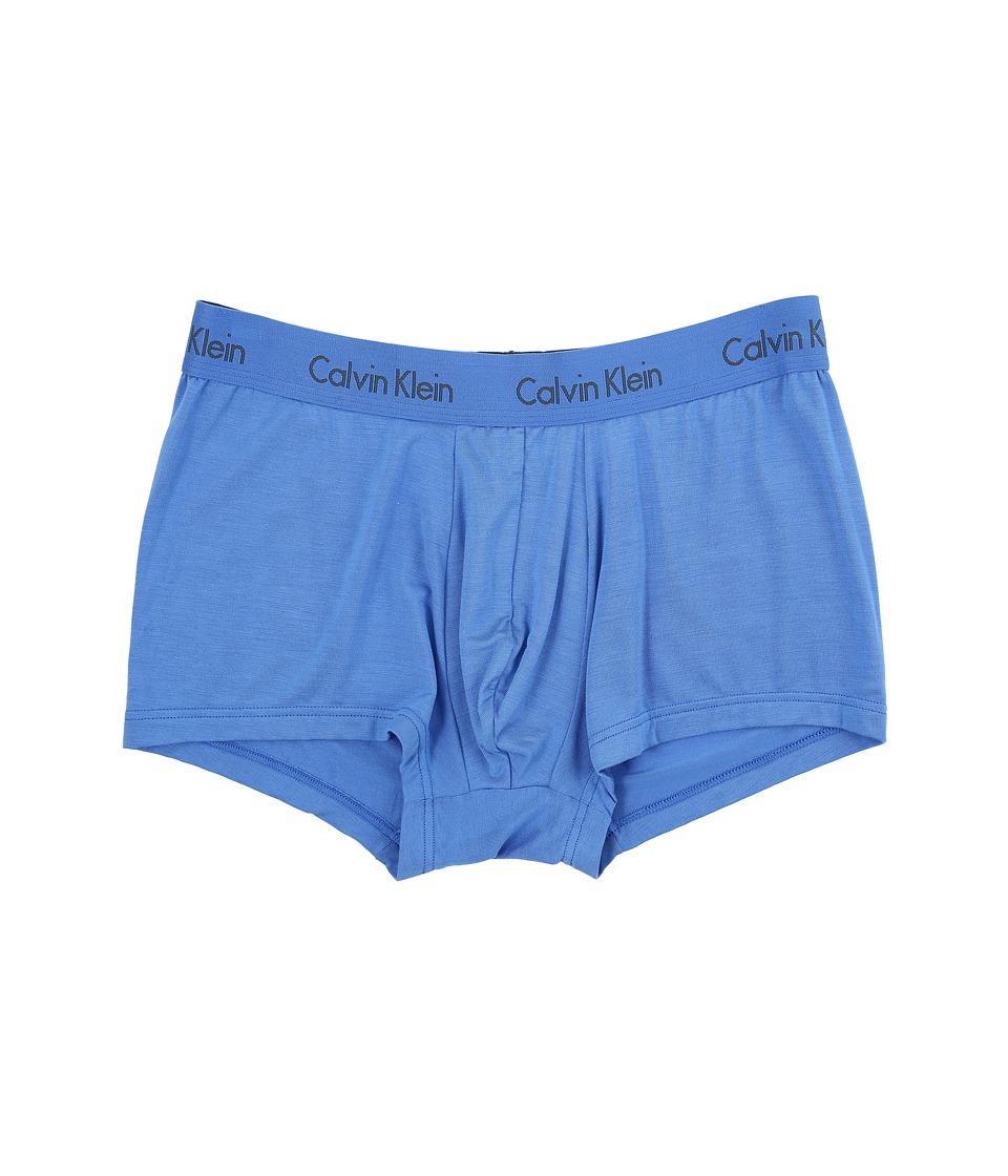 Calvin Klein Underwear - Micro Modal Trunk U5554 (Urban Blue) Men's Underwear